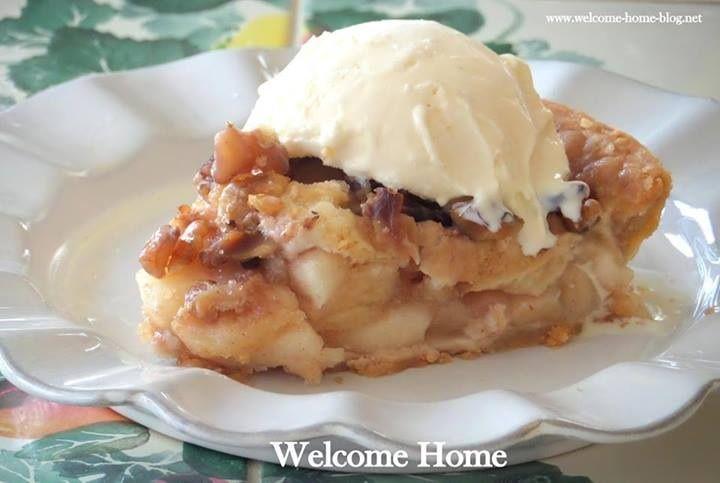 Caramelized Apple And Pecan Pie Recipes — Dishmaps