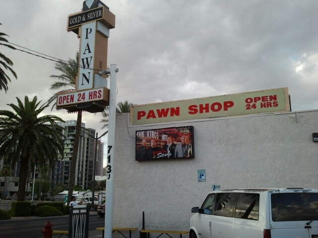 Gold & Silver Pawn Shop from the History Channel show Pawn Stars, Las ...