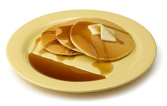 Pancake Plates - $45.00