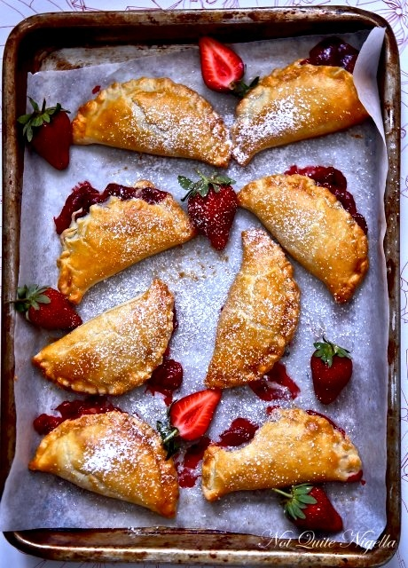 strawberry hand pies.   EAT   Pinterest