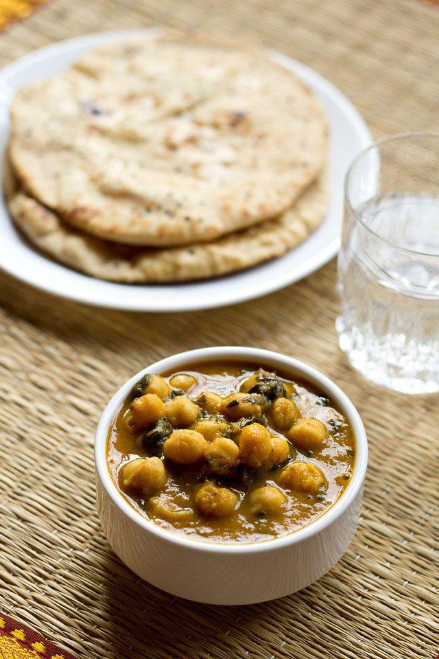 Cinnamon-Spice Chickpea Curry Recipe — Dishmaps