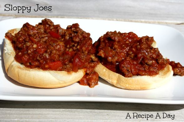 Sloppy Joes II Recipe — Dishmaps