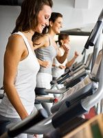 Tricks of the Tread: Treadmill Interval Workouts; Fitness, September 2012