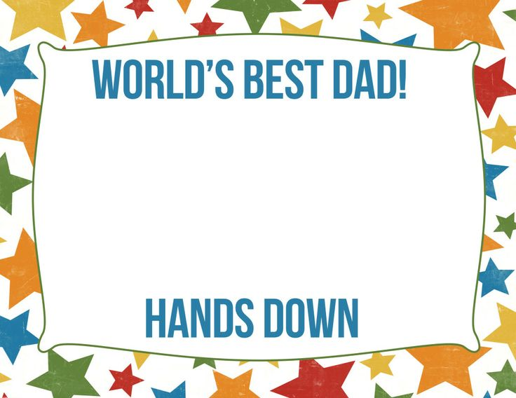 father's day banner free