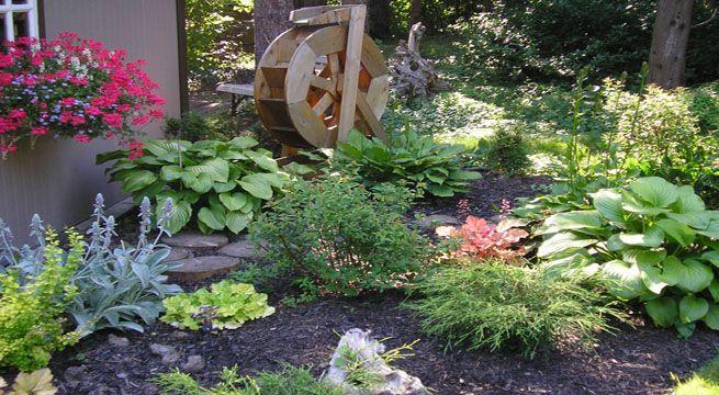 Decorar jardines peque os ideas para el jardin pinterest - Decorar jardin pequeno ...