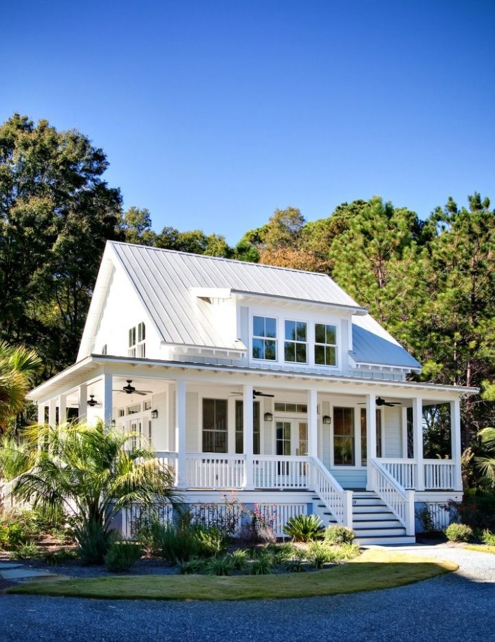 Wrap Around Porches House Pinterest