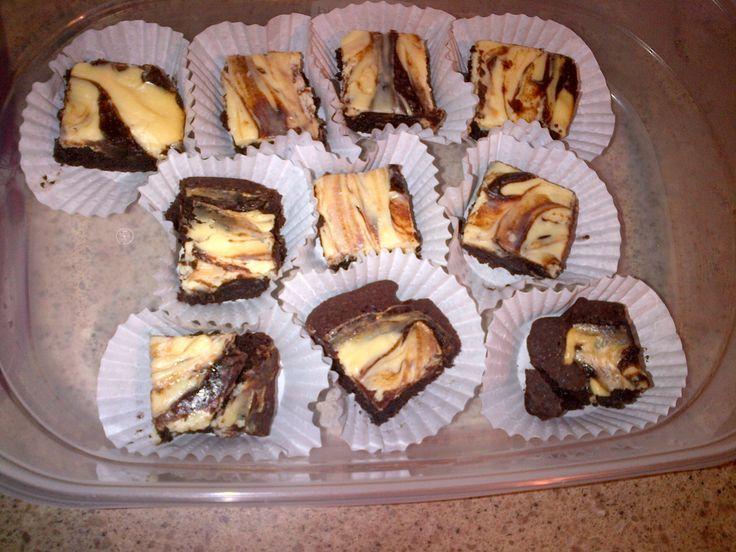 RECIPE: Gluten Free Cheesecake Brownies | Food | Pinterest