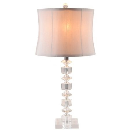 hooper crystal table lamp kirkland 39 s for the home