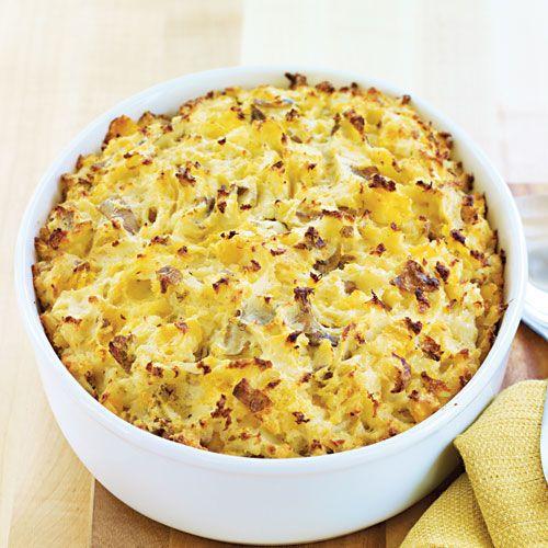 Rutabaga Mashed Potatoes, grama says 3/4 potatoes, 1/4 rutabagas ...