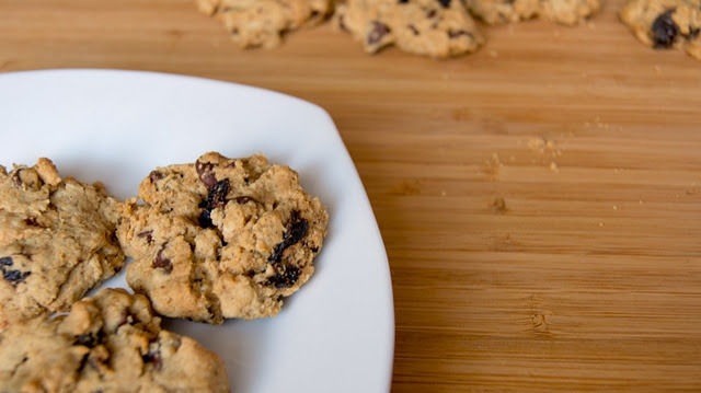 Chocolate Cherry Chunk Cookies (Vegan/Gluten Free/Allergy Friendly ...