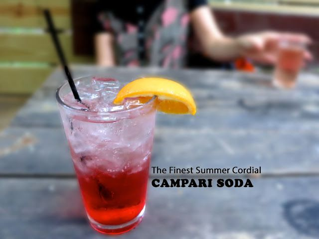 Campari Soda, summer cocktails | (STYLE) Cocktail fabulous Dress Code ...