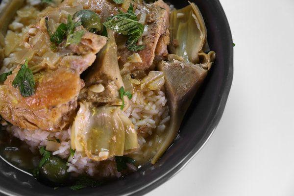 the chew lemony artichoke chicken | Dinner | Pinterest