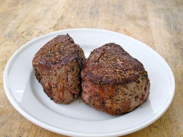 THE best pan seared steaks recipe | Food | Pinterest