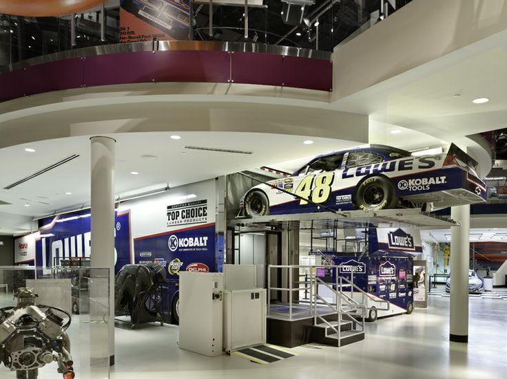 nascar hall of fame racing insiders tour