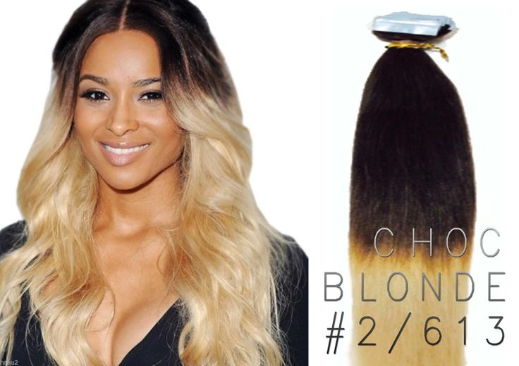 Tape Extensions Ombre 97