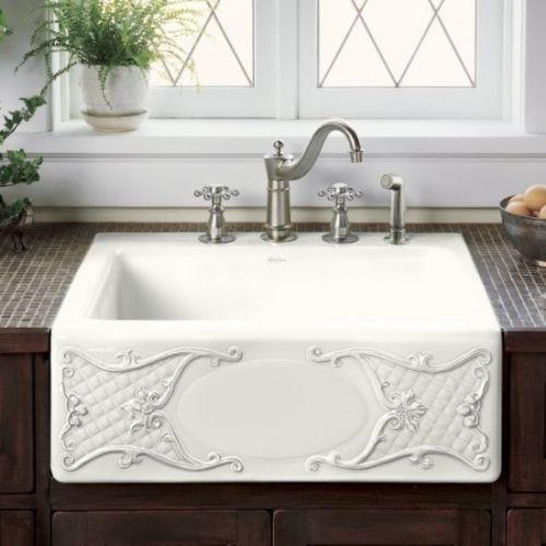 Franke Flush Mount Sink : franke apron sink flush mounted - Google Search