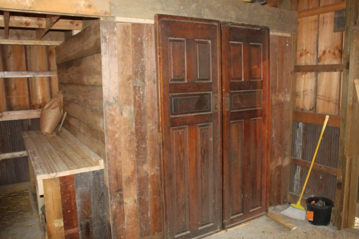 Tack Room Made From Recycled Barn Wood Barn Stuff Pinterest