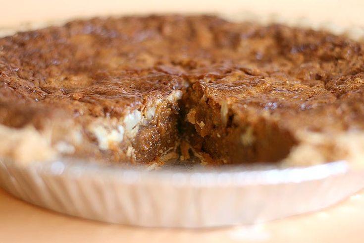 homemade butterscotch pie | Purple Pie Man & Friends | Pinterest