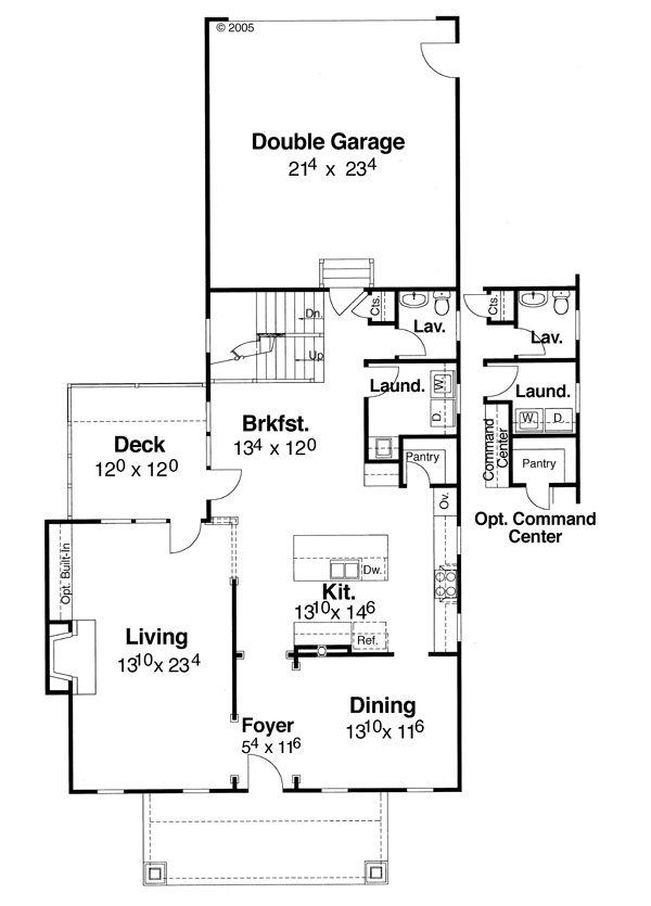 Chadwick House Plan 5830 House Plans Pinterest