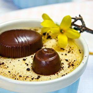 Lemon Pots de Creme Recipe | Desserts | Pinterest