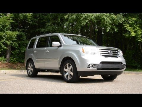 honda pilot video review 2014
