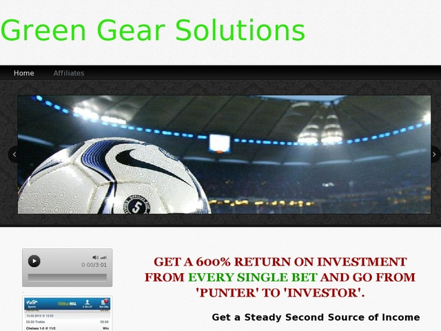 Green Gear System 2.0 Review Get Full Review : http://scamereviews ...