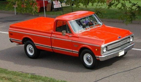 69 C 20 Chevy Gmc Trucks Pinterest