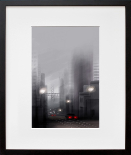 The City by the Bay ~ iSketch842 by Jorge Colombo