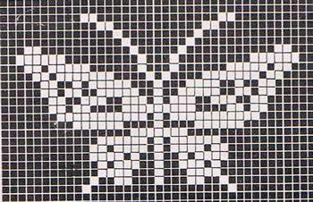 Heirloom Crochet - Vintage Filet Crochet by Ann Orr
