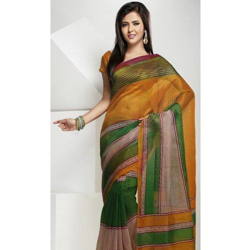 New Design Printed Super Net Saree | Indian Sarees by Craftsvilla for ...: pinterest.com/pin/19773685837513805