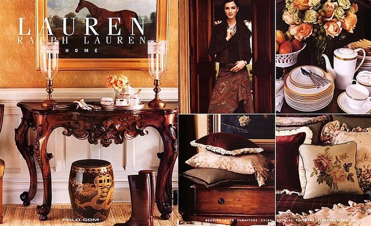 English Home Ralph Lauren Home Decor Ideas Pinterest