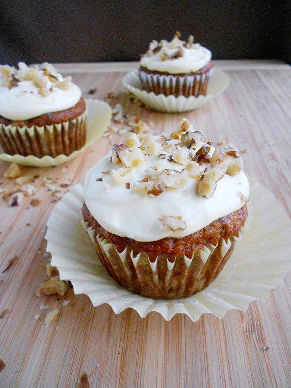 Skinny Hummingbird Cupcakes | Favorite Recipes | Pinterest