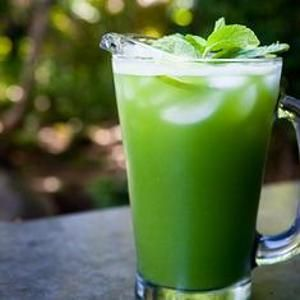 Cucumber Lime Mint Agua Fresca from Simply Recipes, found @Edamam!