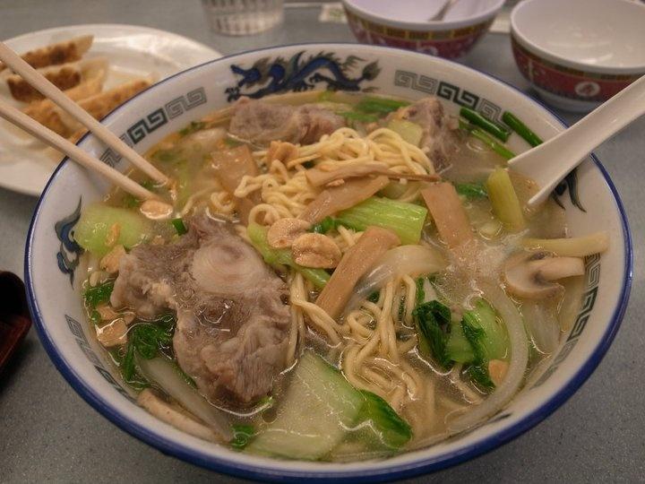 oxtail ramen @ waikiki beach | ramen and noodles | Pinterest