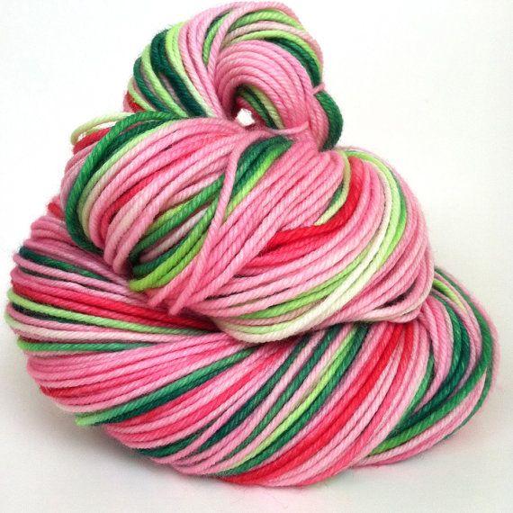 Superwash Merino, Vintage DK Yarn In