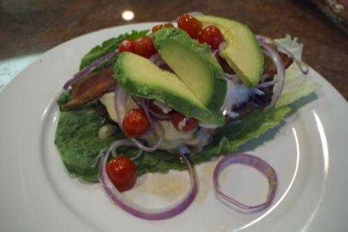 Cheeseburger salad. NOM. | Paleo/Primal/Real Food | Pinterest