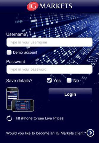 ig markets app