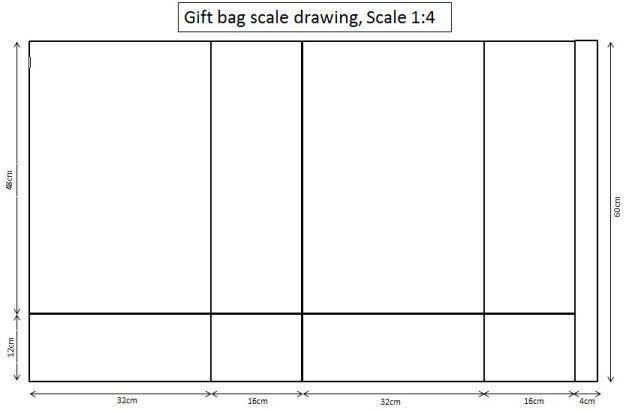 Gift bag template maxwellsz