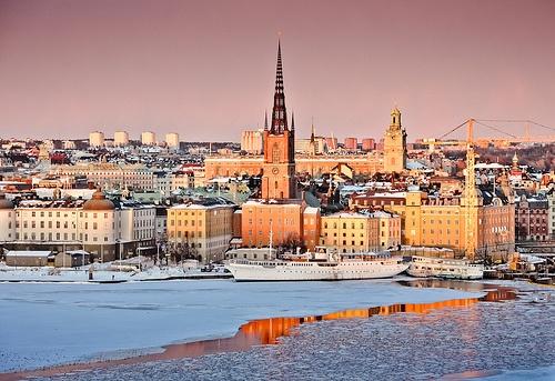 Beautiful Stockholm!