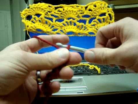 Crochet Yarmulke Pattern - Online Crochet Instruction