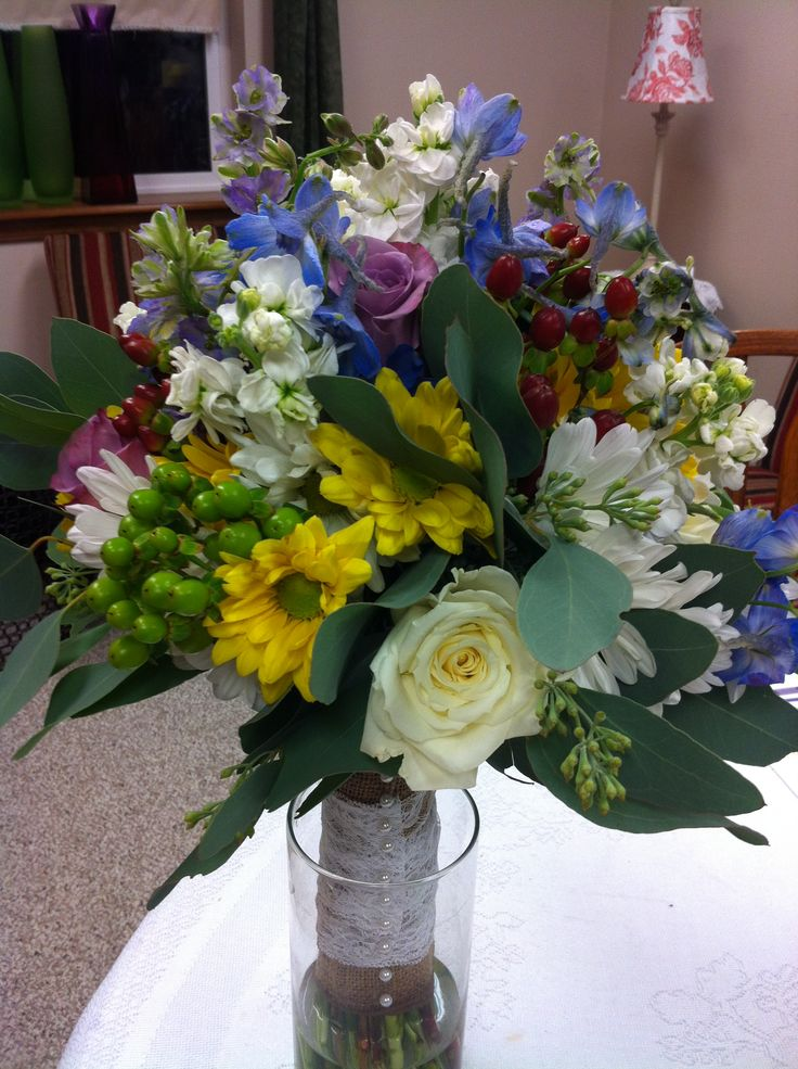 Bridal Flowers Blue Mountains : Pin by brittani wright on here comes the bride