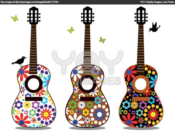 Groovy Flower Clip Art | Flower Power © MACLEG #4247426 - Portfolio ...