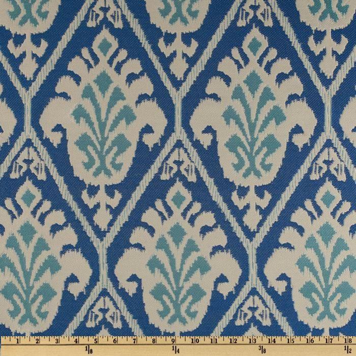 Claridge Treasures Jacquard Azul Blue Item Number: 0264079 Our Price: $19.98 per YD