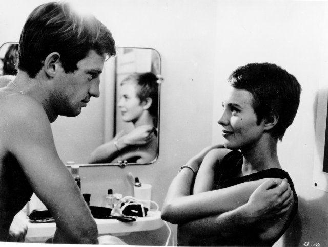 Godard - Breathless. I loved this.