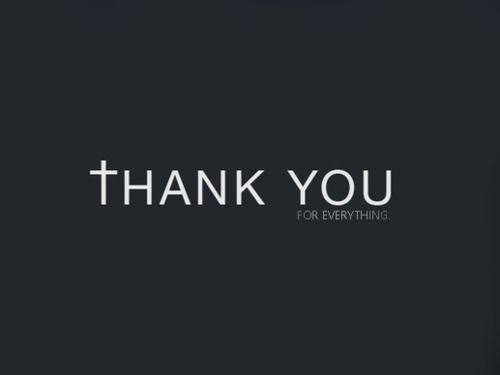 #thank you #Jesus <3