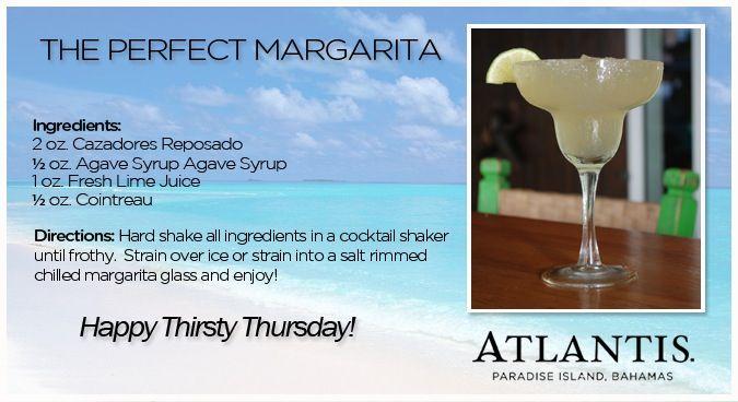 Perfect margarita | Drinks & Food | Pinterest