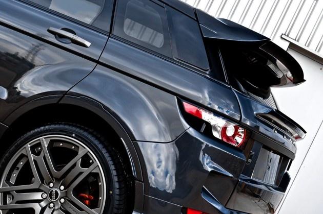 Range Rover Evoque RS250 Dark Tungsten Metallic Edition by Kahn Design
