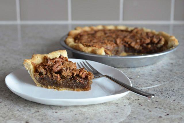 Bourbon Pecan Pie   Pies, Tarts & Cobblers   Pinterest