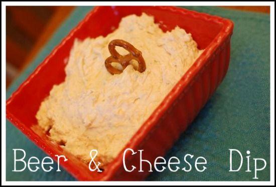 beer and cheese dip   When I Dip You Dip We Dip   Pinterest