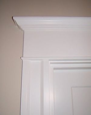Craftsman Style Interior Trim By Janine Home Sweet Home Pinterest